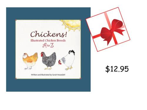 Chicken Book Gift Image Only
