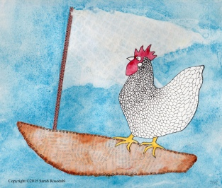 Chicken of the Sea Copyright