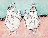 Chicken Wire Copyright