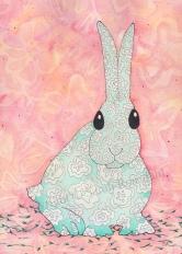 Psychedelic Rabbit Copyright