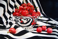 Cherries, New Orleans, Louisiana, NOAFA Faculty Award 2011