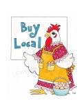 Agnes Buy Local - Copyright