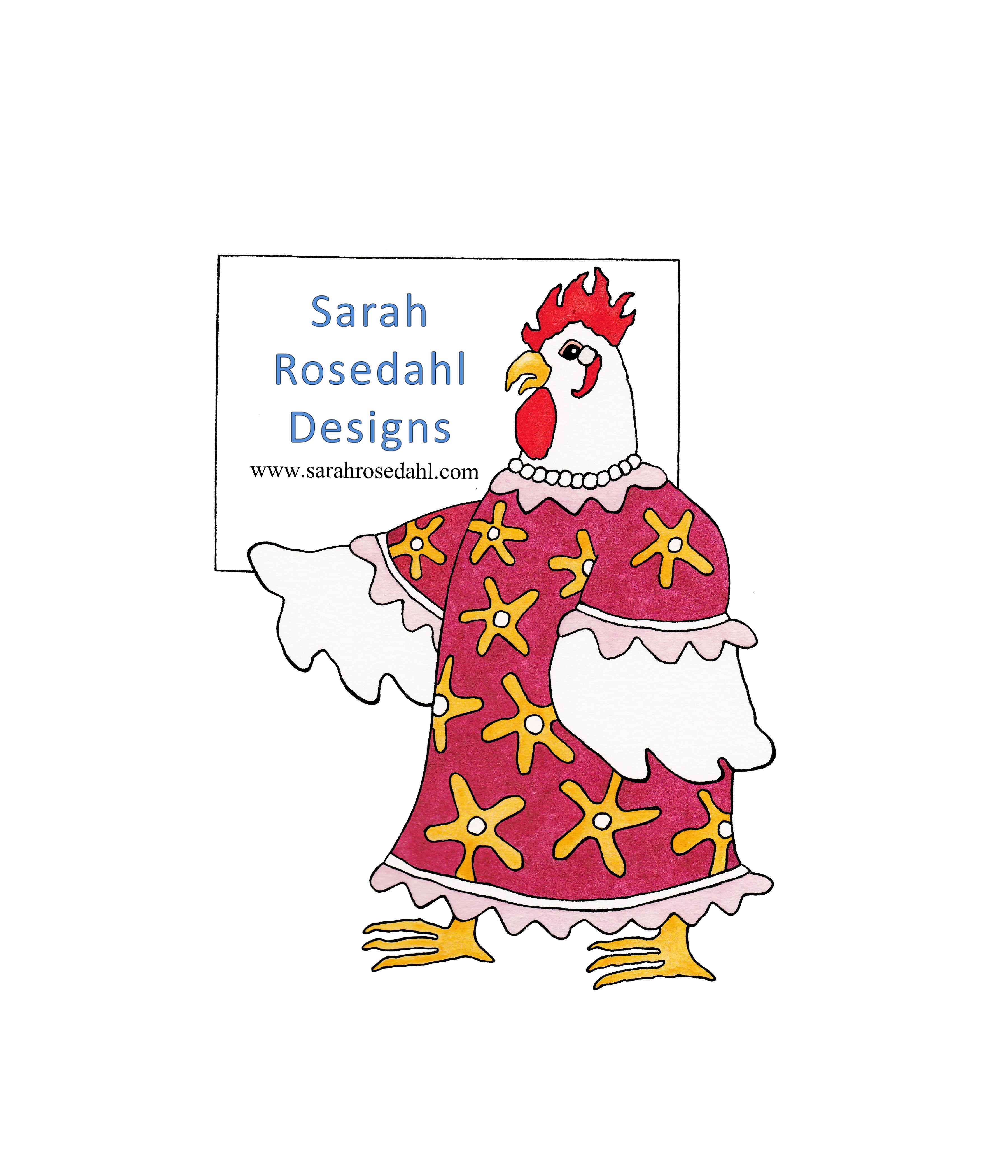 Sarah Rosedahl's Art